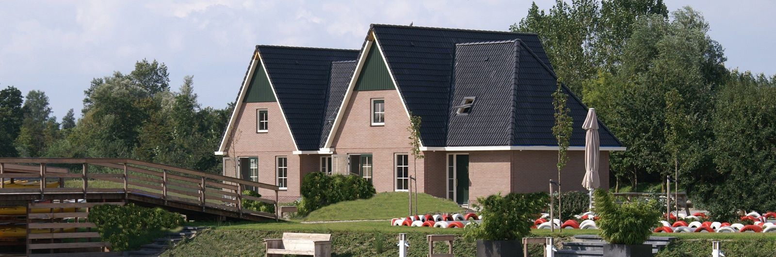Beachvilla Royaal